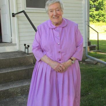 Sister Frances Carr