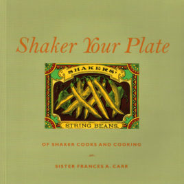 Shaker Your Plate cookbook