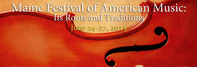 Maine Festival of American Music