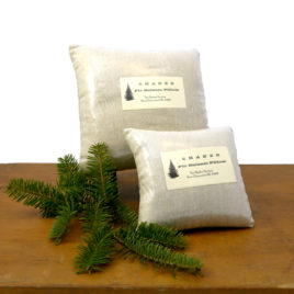 Shaker Village Balsam Pillows