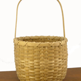 Micmac Egg Basket