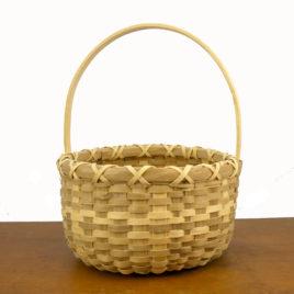 Micmac Potato Basket