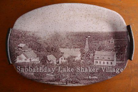 Shaker Village Pottery Platter