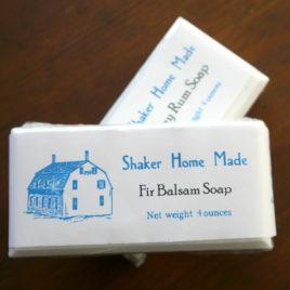 Shaker bar soap