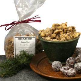 Shaker Sugared Nuts
