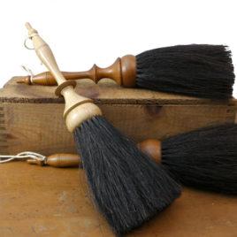 Shaker-style Barber Talc Brush