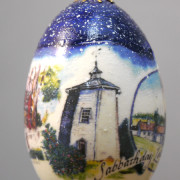 Goose Egg Ornament