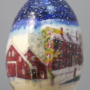 Goose Egg Ornament