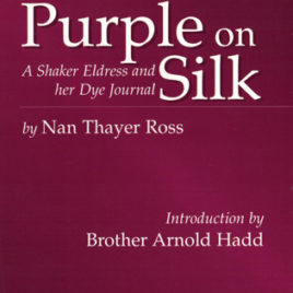 Purple on Silk book