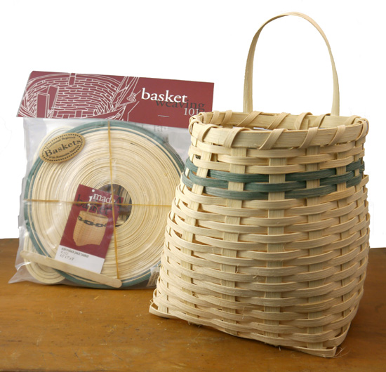 Basket Making Supplies Maine : Basket weaving kit adirondack pack