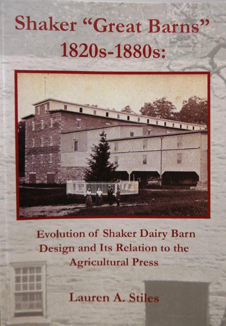 Shaker Great Barns
