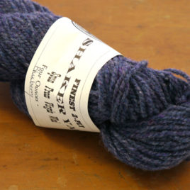Shaker Yarn - Blueberry