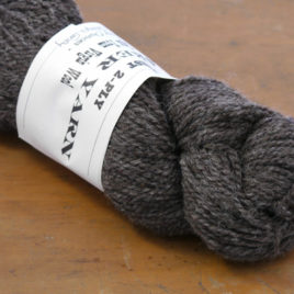 Shaker Yarn - Dark Sheep Gray