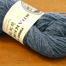Shaker Yarn - Denim