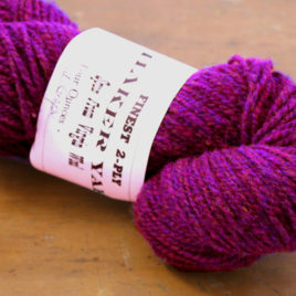 Shaker Yarn - Wild Grape