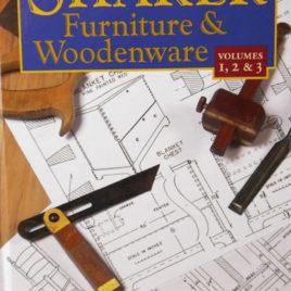 Shop Drawings of Shaker Furniture & Woodenware Vol 1, 2 & 3