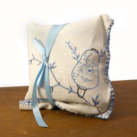 Lavender Heirloom Pillow