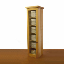 Chris Becksvoort Shaker Tea Cabinet