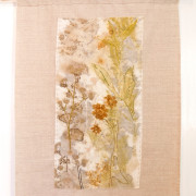 Embroidered Eco Prints Workshop