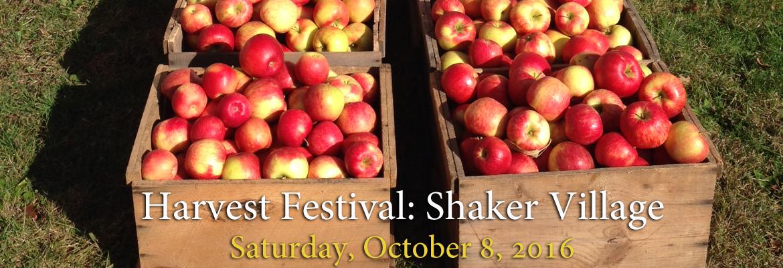 Harvest Festival Shaker Village