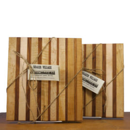 Medium Set of 2 Handmade Cutting Boards