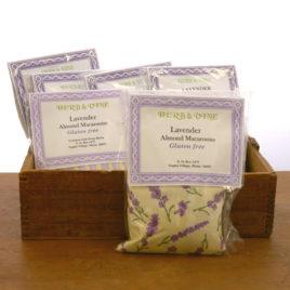 Lavender Almond Macaroon Mix - Gluten Free