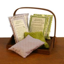 Botanical Dream Pillows