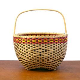 Fred Tomah Maliseet Gathering Medicine Basket