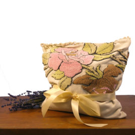 Lavender Heirloom Pillow