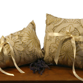 Lavender Heirloom Pillows