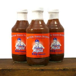 Moxie BBQ Sauce