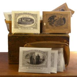 Make at Home Mustard Kits