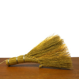 Handmade Usher's Whisk Broom