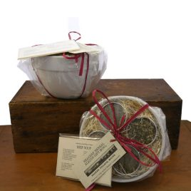 Shakers' Herbal Gift Bowl Set