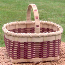 House Basket Workshop
