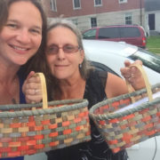 Space Dyed Market Basket Making Workshop at Shaker Village
