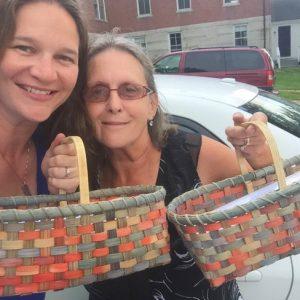 Space Dyed Market Basket Making Workshop at Shaker Village