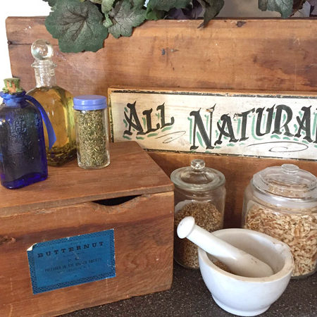 Herbal Kitchen Basics Workshop at Shaker Village