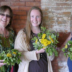 Herbal Wreath Workshop at Shaker Village