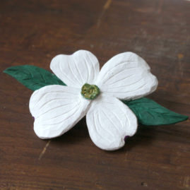 Woodcarving: Dogwood Flower Pin Workshop