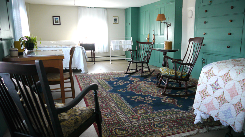 Shaker Village Retreat Center Maine