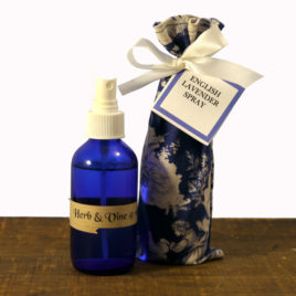 English Lavender Spray Herb and Vine