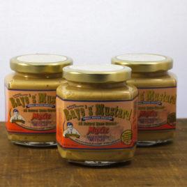 Moxie Mustard Raye's Mustard Maine