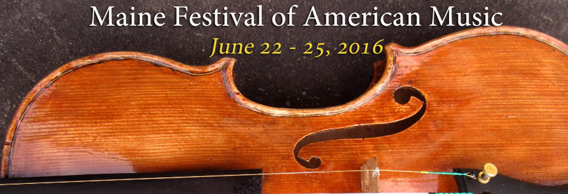 Maine Festival of American Music