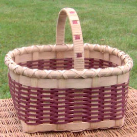 House Basket Making Workshop at Shaker Village
